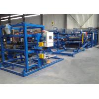 Cheap 380V Sandwich Panel Roll Forming Machine , Sheet Metal Roll Forming Machine for sale