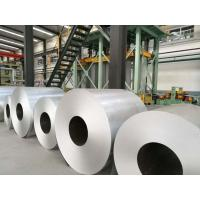 Buy cheap FULL HARD Hot Dipped 55% Aluzinc Coated Galvalume Steel Coil G550 from wholesalers