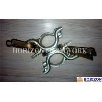 Self Colour Scaffolding Accessories ,  Double Swivel Coupler Easy Operation