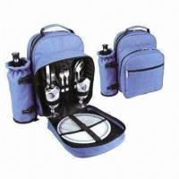 Cheap Picnicware bag, 600D and 210D lining for sale