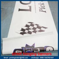 Cheap Outdoor Double Sided Print Advertising PVC Vinyl Banner for sale