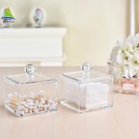 Cheap New Style Vanity Container Aluminum Acrylic Makeup Storage Box for sale