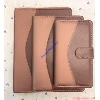 Cheap A5 Size Leather Diary Personalized Soft Cover Notebook, gift notebook for sale
