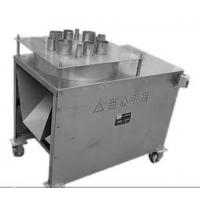 Cheap 3 - 12mm Horizontal Slice Machine Of Fruits And Vegetable Processing For Carrot, Turnip for sale
