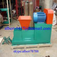 China Sawdust briquette charcoal making machine on sale