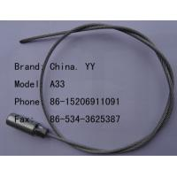 Cheap Wire Seal / Shipping container wire cable seal for sale