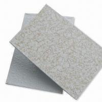 China Ceiling Tile, Available in Various Designs, Easy to Install, Suitable for Decoration Purposes on sale