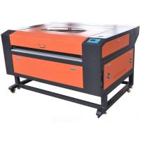 Cheap CO2 laser fabric cutting machine popular to decorate industry DW-1610 for sale
