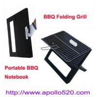 Cheap Portable Notebook BBQ Grill for sale
