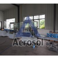 Cheap Automatic Spray-Paint Aerosol Filling Machine for sale