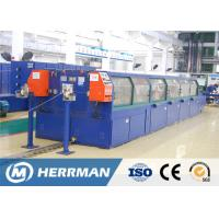 Cheap 10~80mm2 Range Wire Production Line Paper Wrapping Machine Siemens Motor Driven for sale