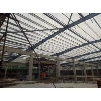 Cheap Pre Engineering Steel Frame Warehouse Building Construction Custom Easy Installation for sale