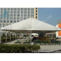 Cheap UV Resistant and Waterproof Aluminum Alloy Outdoor Event Tent White PVC Fabric Cover for sale