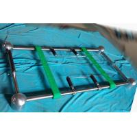 Cheap Stainless Casket Mortuary Equipment Coffin Lowering Devices with Placer Arms wholesale