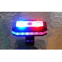 Cheap police strobe light for uniform rechargeable police shoulder lighting for sale
