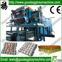 China CE Approved Roller Pulp Moulding Machine on sale