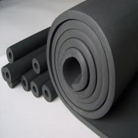 Cheap Closed-cell flexible rubber foam insulation sheet1mX10m for sale
