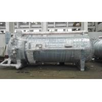 Buy cheap Energy Saving Horizontal Pressure Leaf Filter With Filtration Tank , Filtering from wholesalers