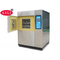 China Laboratory Equipment High And Low Temperature Thermal Shock Chamber Easy To Operate on sale