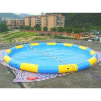 China inflatable adult swimming pool , inflatable pool rental , inflatable spa pool on sale