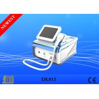 Cheap AC 220V/110V IPL laser Permanent Hair Removal Machine With Water Cooling / Wind Cooling System wholesale