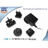 Cheap 1.5M Cable Interchangeable ac dc 12v power adapter / Universal AC DC Adapters for sale