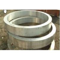 Cheap Customized Steel Forged Rings for Heavy Truck / Steam Turbine  GB / JB Standard OD 300 - 1200mm , ID 100-1000mm for sale