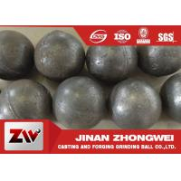 Cheap 3 Inch Dia 20-1500 mm Forged and cast Grinding Steel Ball  Good Wear Resisitance for sale