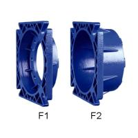 Cheap Flange of worm gearbox for sale