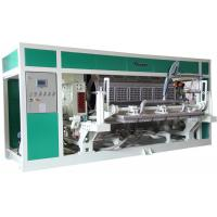 Cheap Energy Saving Automatic Rotary Egg Tray Machine with Six Layer Drying Lines 6000pcs/h wholesale