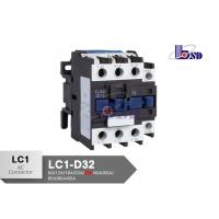 China Safety Three Phase Magnetic Ac Contactor Rated Current Up To 95A CJX2-32 on sale