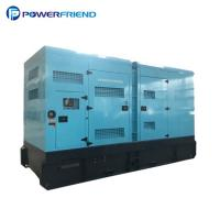 Cheap AC three phase 40 kw 50 kva silent diesel generator price for tanzania for sale