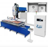 Cheap CNC Automatic Sink Welding Machinefor Different Size Kitchen Sink for sale