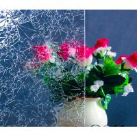 Cheap Clear Kasumi Figured Glass 3mm,4mm,5mm,6mm  tempered float glass for sale