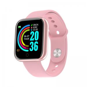 "Cheap Y68 1.3"" Screen 240x240 Intelligent Bluetooth Smartwatch for sale"