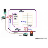 Cheap Red / Green Single Channel traffic lighting systems for Avoiding Traffic Jam in Parking Passage for sale
