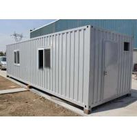 Removable ISO Standard Prefab Container House For Office ANT CH1601