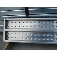 Cheap Perforated Anti - Skid Recycled Full Aluminium Scaffold Boards For Engineer wholesale