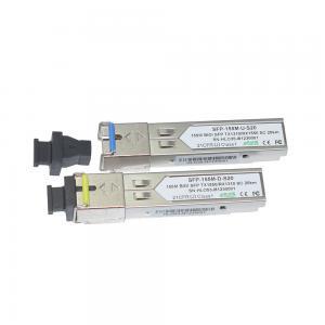 Cheap TX1550nm RX1310nm DDM Optical Fiber Cable Accessories for sale
