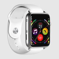 China Heart Rate Smart Watch With Sim Slot Aluminum Alloy Machine Wireless Networking on sale