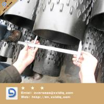 Cheap Stainless Steel Filter Tube --Bridge Type Design for sale