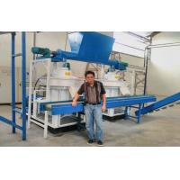 Cheap Chicken manure fertilizer pellets production line with 1-5T/H capacity for sale