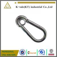 Cheap cheap and good quality din5299 snap hook suit for steel wire rope metal hardware for sale