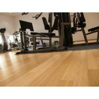 China Radiant heating systems Bamboo Flooring with installation Float,nail or glue down on sale