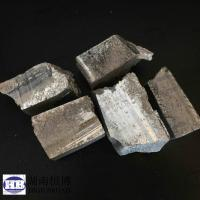 China Magnesium Zinc master alloy ingot ,MgZn10 alloy on sale