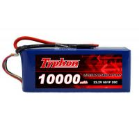China TYPHON POWER 10000mAh 22.2V 6S1P 20C  Lipo Battery Pack on sale
