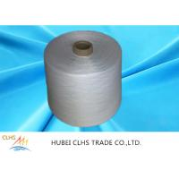 Cheap Ring Spun Semi Dull Polyester Yarn 22 / 2 22 / 3 With Dyeing Tube 5509220000 for sale