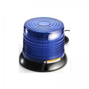 Cheap metal base blue color ambulance magnetic rotating beacon led light for sale