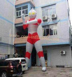 Cheap inflatable superhero superman for sale