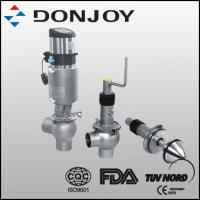 """Cheap 1"""" - 4"""" Pneumatic Regulating Valve with actuator and positioner control flow wholesale"""